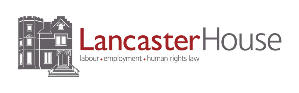 The LancasterHouse: Labout, Employment, Human rights law